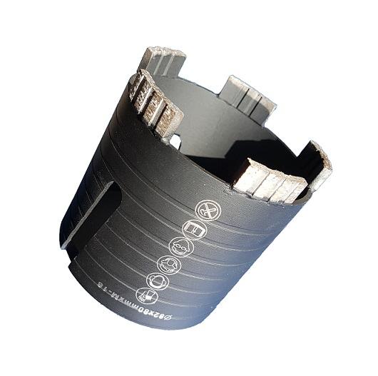 Diamant-Dosensenker Mauerwerk Universal Profi 68-82mm