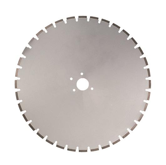 Diamanttrennscheibe Abrasiv Poroton Sandstein Profi 600-650mm