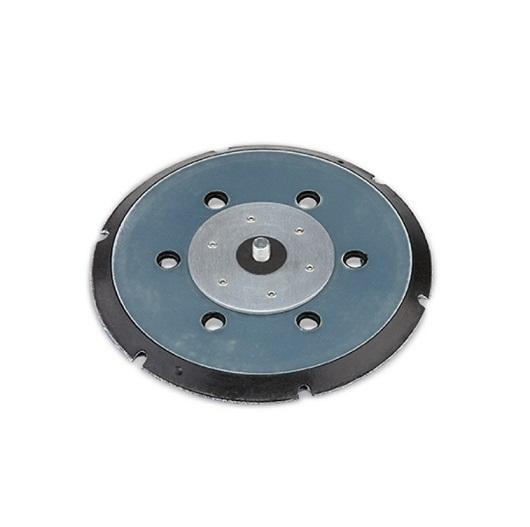 FLEX Klett-Schleifteller soft 6-fach gelocht X 1107 VE 150mm (228184)