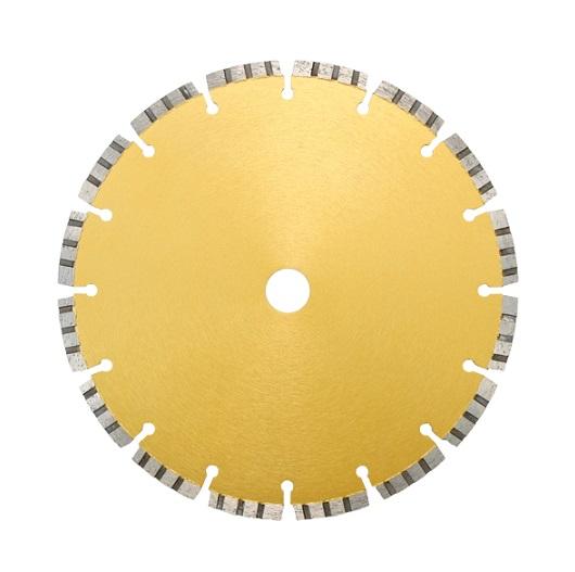 Diamanttrennscheibe Rohrleitungsbau Stahl Guss SML Premium 400mm