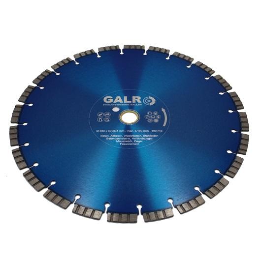 Diamanttrennscheibe Beton Universal Premium 380mm