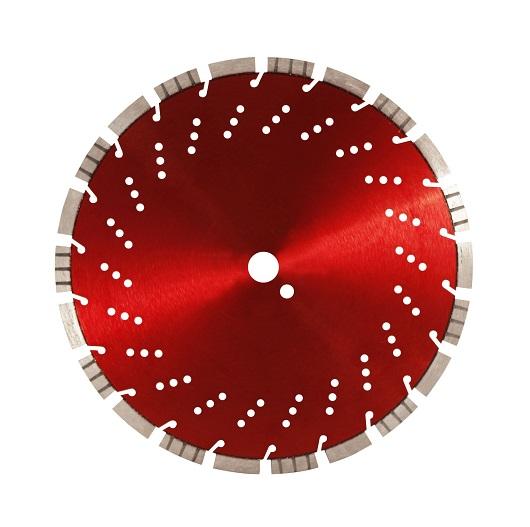 Diamanttrennscheibe Stahlbeton Hartgestein Klinker Premium 400-450mm
