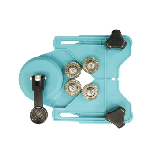 Anbohrhilfe Kunststoff mit Saugfuß 6-82mm
