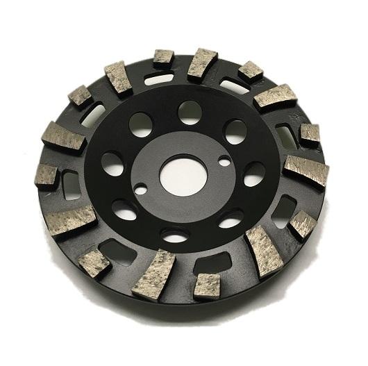Diamantschleiftopf Beschichtungen Abrasiv Profi 125-180mm