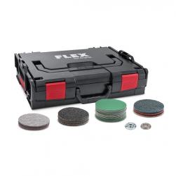 FLEX Inox-Set für SUPRAFLEX 14-2 125 (393428)
