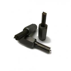 Hartmetall-Fugenfräser abrasiv Arbeitslänge 25mm M14 Profi 6-14mm