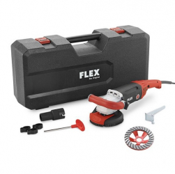 FLEX Sanierungsschleifer LD 18-7 125 R Kit Turbo-Jet (408603)