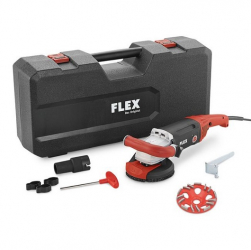 FLEX Sanierungsschleifer LD 18-7 125 R Kit Estrich-Jet Plus (408638)