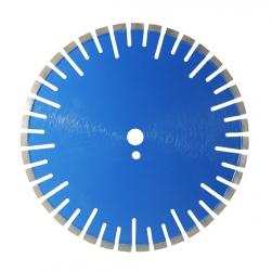 Diamanttrennscheibe Breitschnitt Asphalt Premium 300-400mm