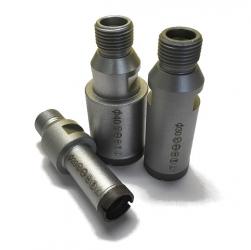 Diamantnassbohrkrone Feinsteinzeug Naturstein 1/2 Premium 20-120mm