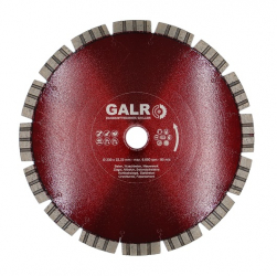 Diamanttrennscheibe Beton Universal geräuscharm Profi 115-350mm