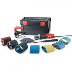 FLEX Satiniermaschine BSE 14-3 100 Set TRINOXFLEX 1400 Watt (433438)