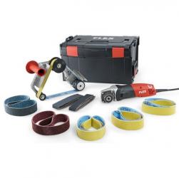 FLEX Rohrbandschleifer BRE 14-3 125 Set TRINOXFLEX 1400 Watt (433446)