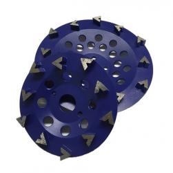 Diamantschleiftopf Beton Naturstein Kleber Premium 125-180mm