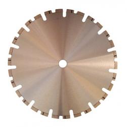 Diamanttrennscheibe Klinker-extrem geräuscharm Premium 350-400mm