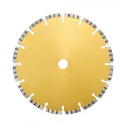 Diamanttrennscheibe Rohrleitungsbau Stahl Guss SML Premium 230-350mm