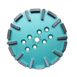 Diamant-Schleifteller Beton Bodenschleifteller 250mm