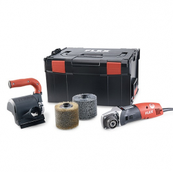FLEX Bürstmaschine BBE 14-3 110 Set 1400 Watt (461504)