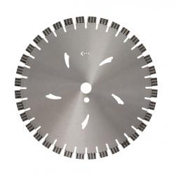 Diamanttrennscheibe Beton Universal Premium 400-450mm