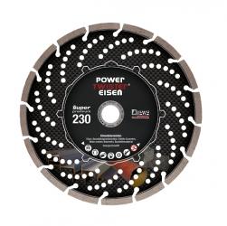 DIEWE Diamanttrennscheibe POWER TWISTER EISEN Premium 115-400mm