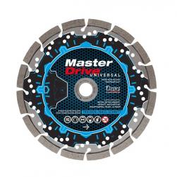 DIEWE Diamanttrennscheibe Master Drive Universal Premium 115-600mm