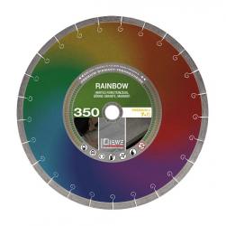 DIEWE Diamanttrennscheibe Rainbow Feinsteinzeug Marmor Premium 250-400mm