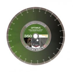 DIEWE Diamanttrennscheibe Optimus Jolly-Schnitte Fliesen Premium 300-350mm