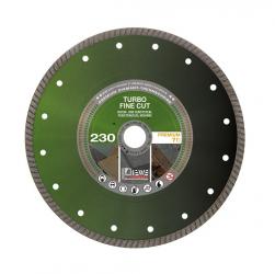 DIEWE Diamanttrennscheibe Turbo Fine Cut Fliesen Premium 115-350mm