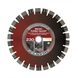 DIEWE Diamanttrennscheibe Magic Turbo Silent Universal Premium 230-450mm