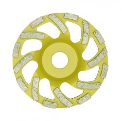 DIEWE Diamantschleiftopf New Fan Cup Abrasiv Premium 100-180mm