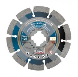DIEWE Diamanttrennscheibe X-LOCK® Beton Spezial Premium 115-125mm