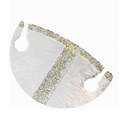 Diamanttrennscheibe Carbon CFK GFK Kunststoff Profi 400mm