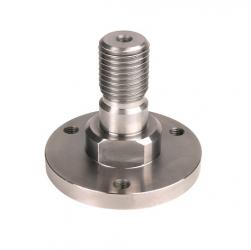 Bohrkronen-Adapter 1 1/4 Zapfen - 3-Loch+Flansch