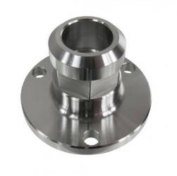 Bohrkronen-Adapter 1 1/4 Muffe - 3-Loch+Flansch