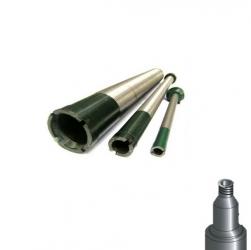 Diamantnassbohrkrone Beton-armiert Naturstein 1/2 Profi 8-51mm