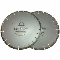 Diamanttrennscheiben-Set Beton Universal Profi 2tlg. 350mm